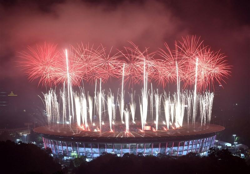 برگزاری مراسم اختتامیه بازی های آسیایی زیر بارش باران، و حالا رویای المپیک 2032