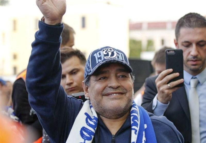 واکنش باشگاه دینامو برست بلاروس به قرارداد عجیب مارادونا با تیم مکزیکی