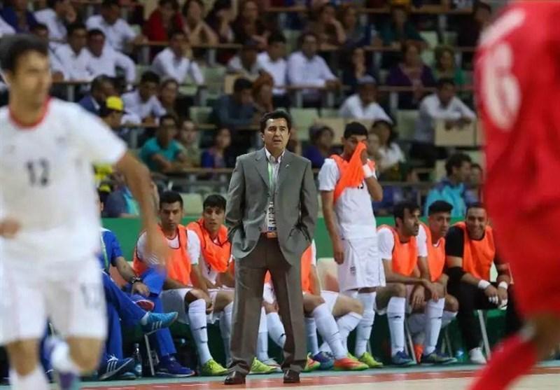 ناظم الشریعه: بازیکنان در تورنمنت تبریز محک جدی خواهند خورد، تیم ملی 90 درصد تغییر نموده است