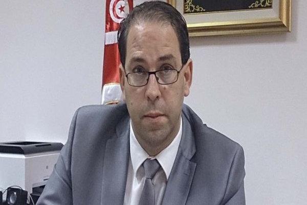 عضویت نخست وزیر تونس در حزب نداء تونس به حالت تعلیق در آمد