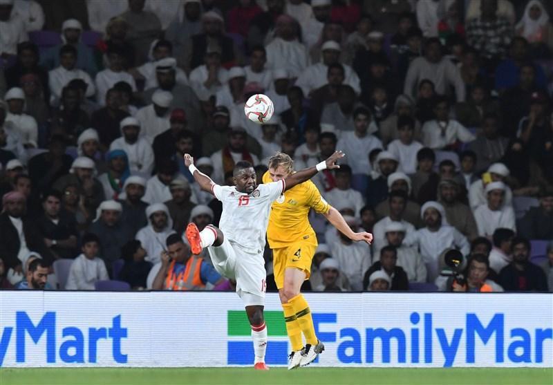 نگاهی آماری به دیدار امارات - استرالیا، کانگوروها برتر بودند اما باختند!
