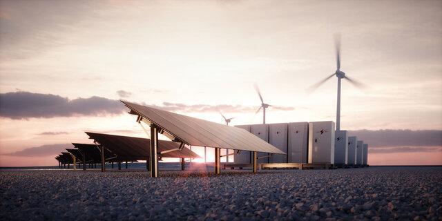 ساخت یک باتری جدید برای ذخیره انرژی های پاک